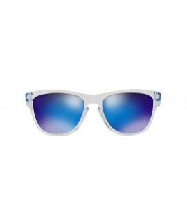 Oakley Frogskin Crystal/Blue