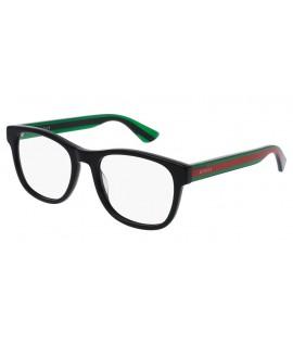 GUCCI GG0004O Nero/Green