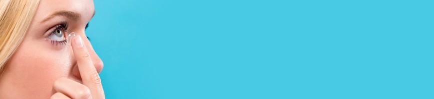 Acquisto Lenti e Soluzioni Saline per Lenti a Contatto Online